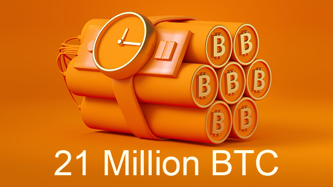 only 21 million bitcoins value