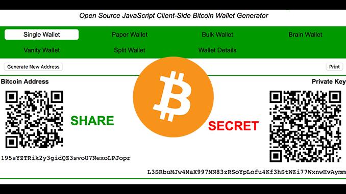 How Do I Get A Bitcoin Address? - Block-builders.net