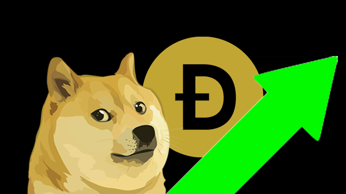 Why Is Dogecoin Going Up : Dogecoin Price Surge Why Is Dogecoin Going ...